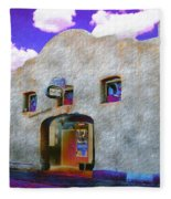 Theater Night Mesilla Fleece Blanket