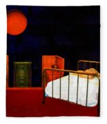 Theater Of Dreams Fleece Blanket