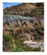Theodore Roosevelt National Park #1 Fleece Blanket