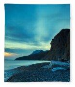 Therma Area, Kos Island, Greece Fleece Blanket