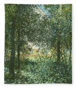 Thicket  The House Of Argenteuil Fleece Blanket