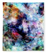 Third Bardo Fleece Blanket