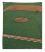 This Is Bill Meyer Stadium. There Fleece Blanket