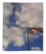 This Land Was Made For You And Me Fleece Blanket
