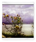 Thistledown Time Fleece Blanket