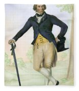 Thomas Bruce, 1766-1841 Fleece Blanket