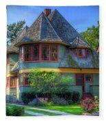 Thomas G. Hale House Fleece Blanket