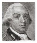 Thomas Gage, 1719 To1787. British Fleece Blanket