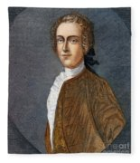 Thomas Hutchinson Fleece Blanket
