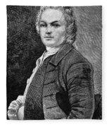 Thomas Nelson, Jr Fleece Blanket