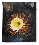 Thornton: Cereus Fleece Blanket