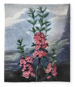 Thornton: Kalmia Fleece Blanket
