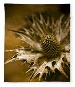 Thorny Crown Fleece Blanket
