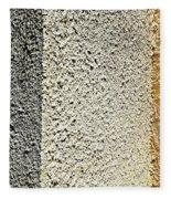 Three Textures Fleece Blanket