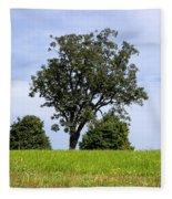 Three Tree Hill Fleece Blanket