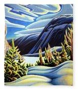 Three Valley Gap Fleece Blanket