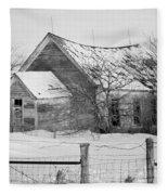 Thrush Avenue School Fleece Blanket