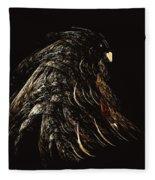 Thunder Bird Fleece Blanket
