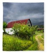 Thunder Road Fleece Blanket