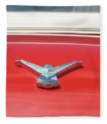 Thunderbird Fleece Blanket