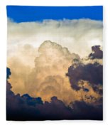 Thunderhead Cloud Fleece Blanket