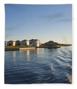 Ti Observation Tower 2 Fleece Blanket