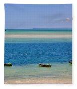 Tide Colours Fleece Blanket