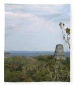 Tikal IIi Fleece Blanket