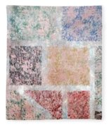 Tile Splash Fleece Blanket