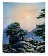 Timberline Guardians Fleece Blanket