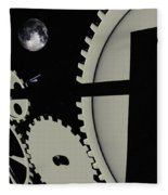 Time And Space Fleece Blanket