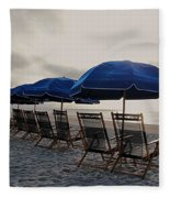 Time-out Chairs Fleece Blanket