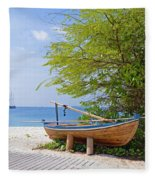 Time Out Fleece Blanket