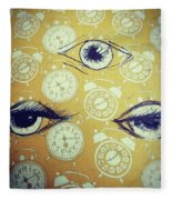 Time Waits For No Man, And Tomorrow Is Fleece Blanket