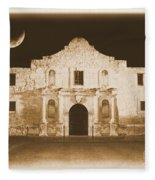 Timeless Alamo Fleece Blanket