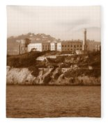 Timeless Alcatraz Fleece Blanket