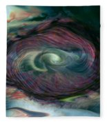 Timewarp Fleece Blanket