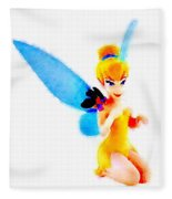 Tinker Bell Fleece Blanket
