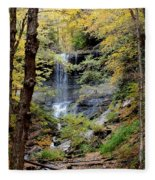 Tinker Falls Fleece Blanket