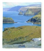 Tintagel Fleece Blanket