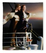 Titanic Fleece Blanket