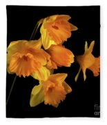 To Hold In Your Heart Fleece Blanket