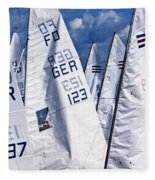To Sea - To Sea  Fleece Blanket