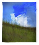 To See The Other Side Of Course Fleece Blanket
