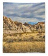 Toadstool Geologic Park Fleece Blanket