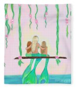 Together Fun Fleece Blanket