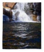 Tokopah Falls Trail Fleece Blanket