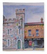 Toll House  Limerick Fleece Blanket