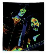 Tom And Brad In Spokane 2 Fleece Blanket