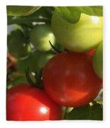 Tomatoes Fleece Blanket